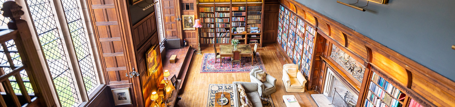 naworth-library